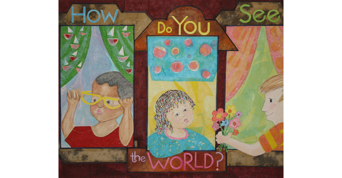CHCM Pediatric Hospital Commission,Mixed Media How do You See the World?